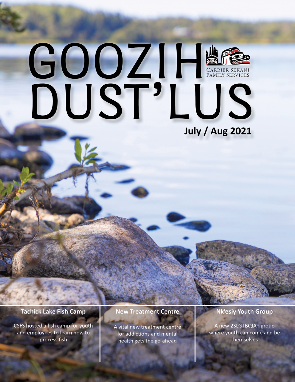 The 2021 July/Aug Goozih Dust'lus Newsletter is Ready for Download!