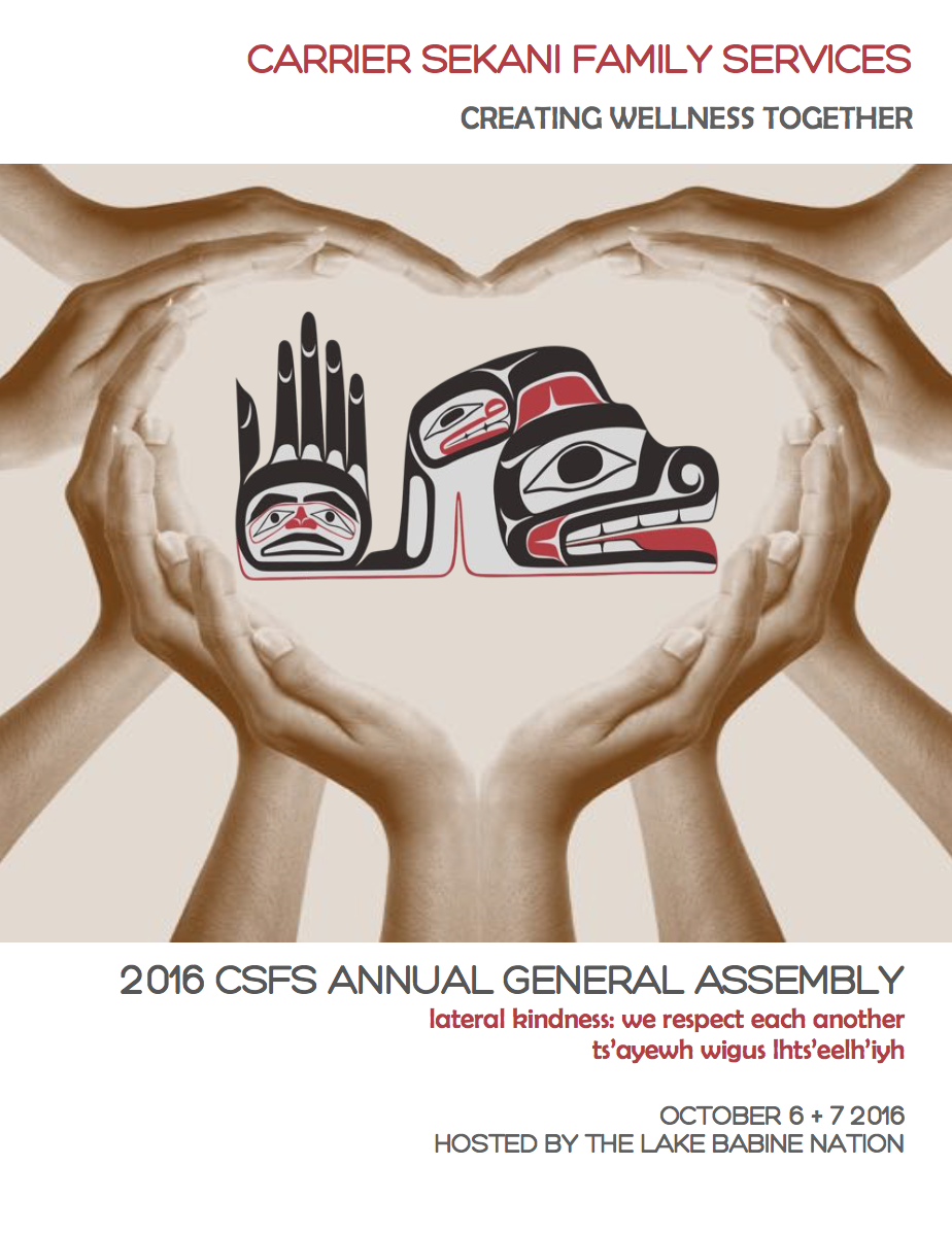 2016 Annual General Assembly Booklet