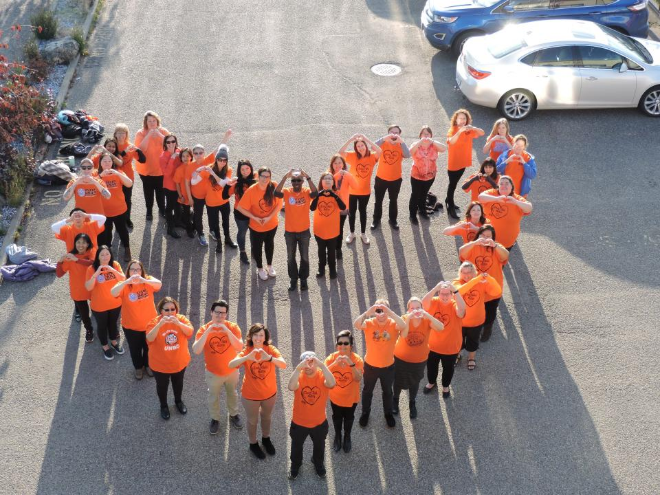Orange Shirt Day - and How CSFS is Supporting Those Affected by Residential School
