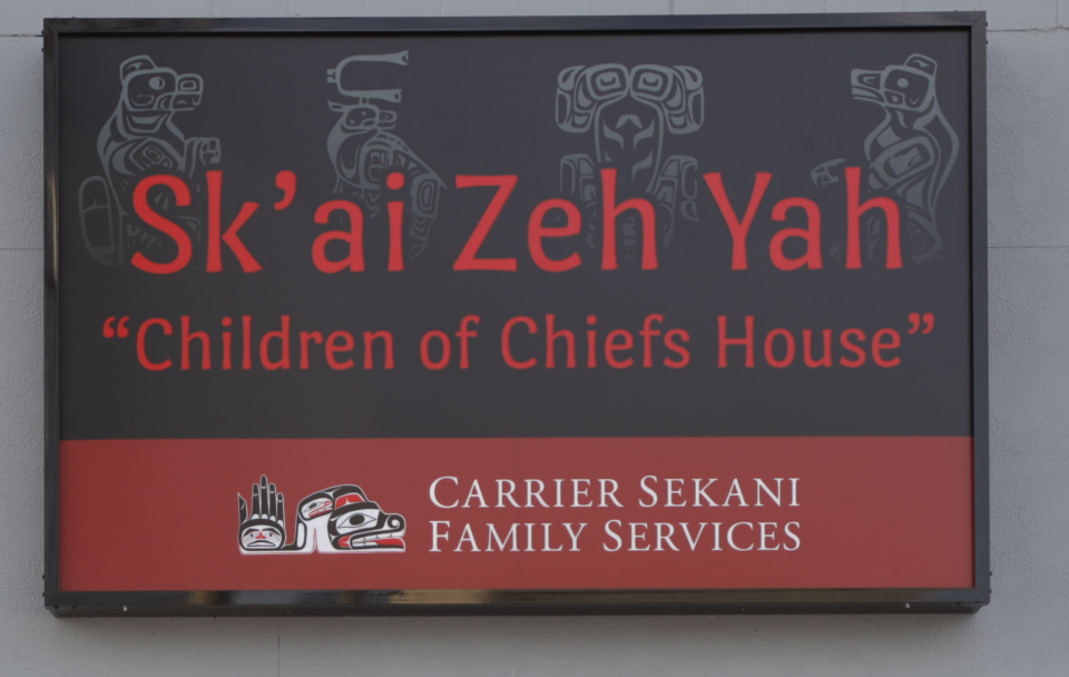 Sk'ai Zeh Yah Youth Centre Grand Opening Livestream!