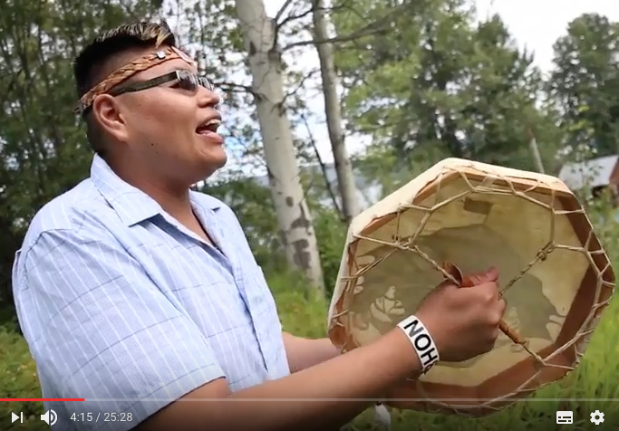 Northern BC First Nations Youth Coalition Video Release