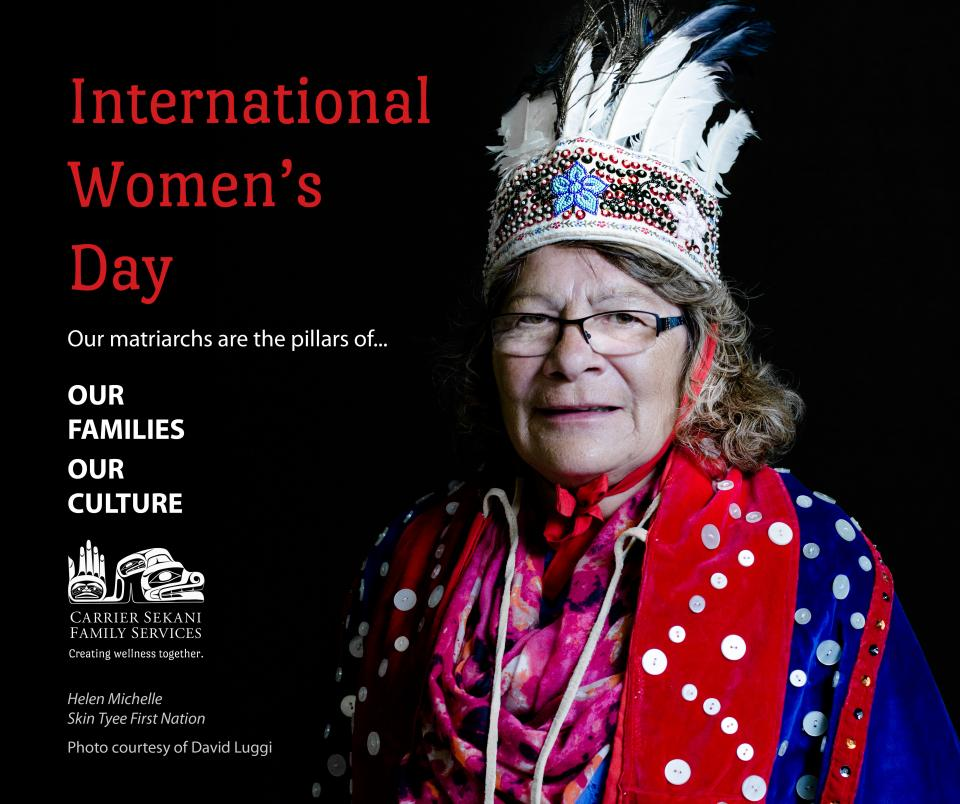 Honouring Our Matriarchs on International Women's Day