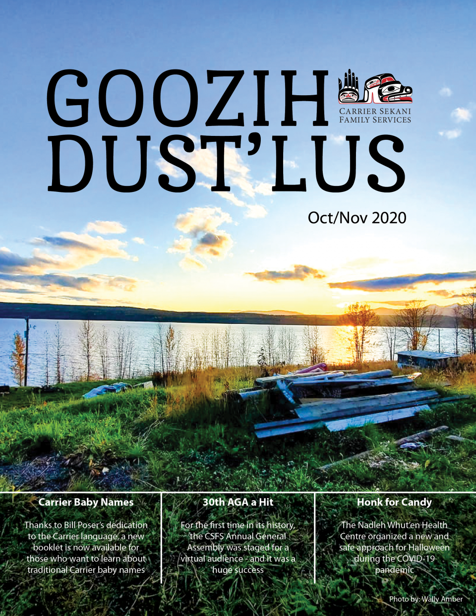 The 2020 Oct/Nov Goozih Dust'lus Newsletter is Now Available!