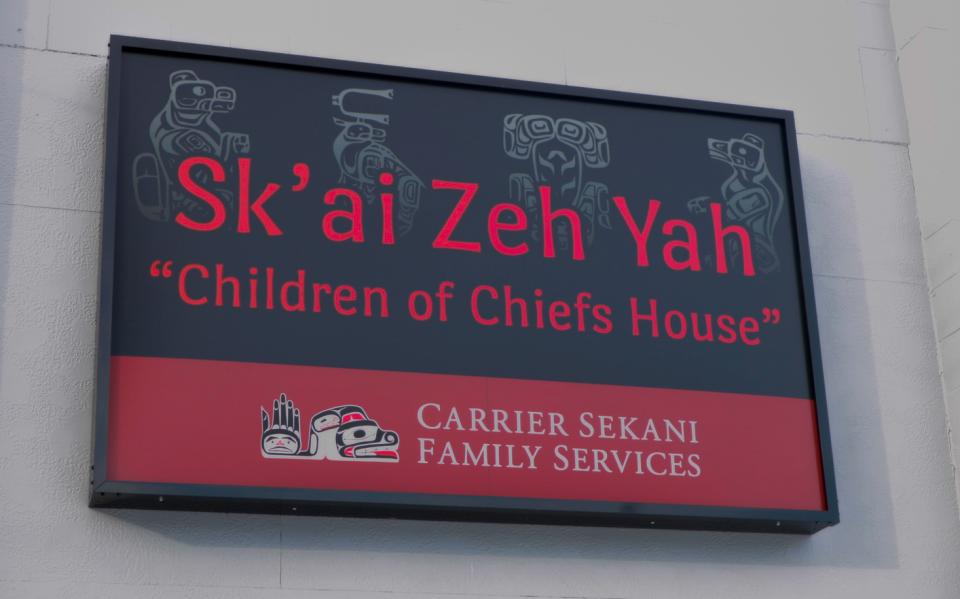 RCMP says the Sk'ai Zeh Yah Youth Centre Quickly Becoming a Key Ally