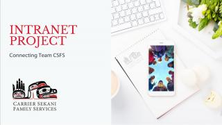 Intranet Project