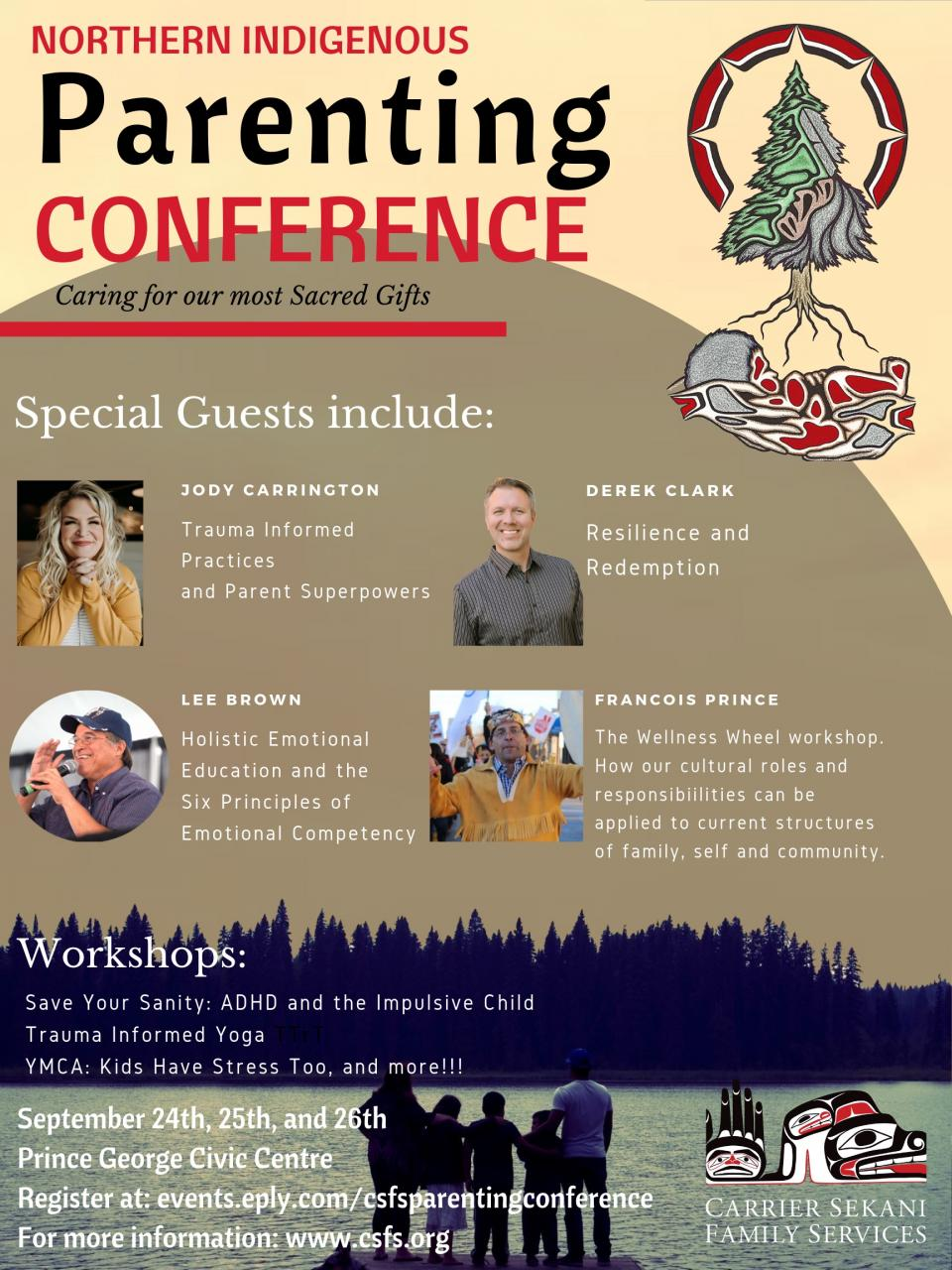 Northern Indigenous Parenting Conference registration now open!!
